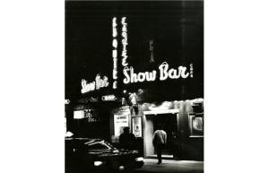 Esquire Show Bar 1969